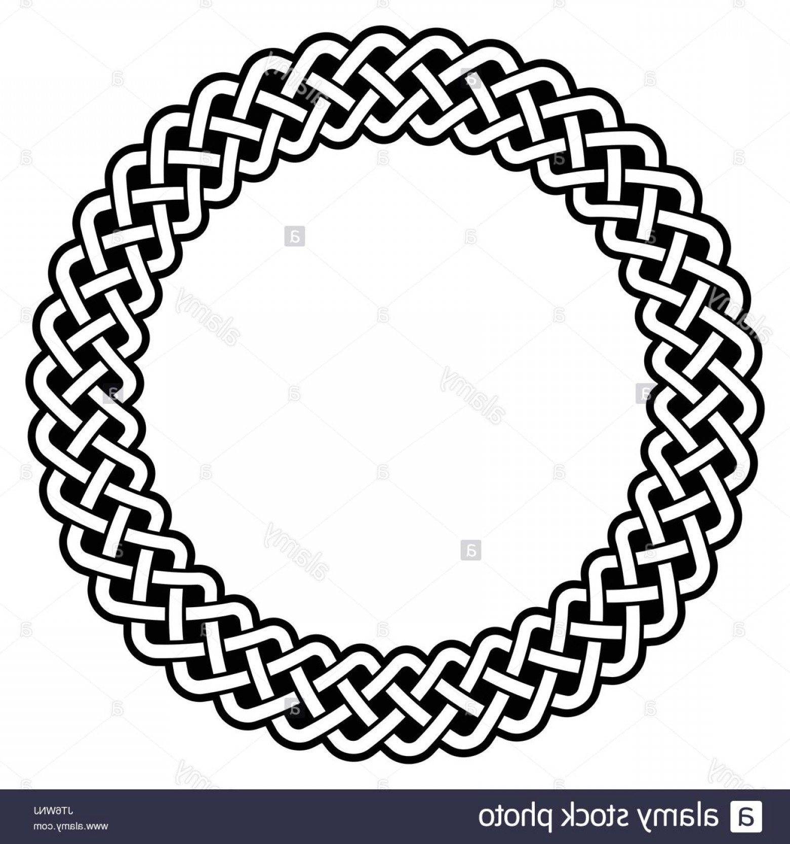 1560x1668 Stock Photo Celtic Round Frame Border Pattern Vector Shopatcloth