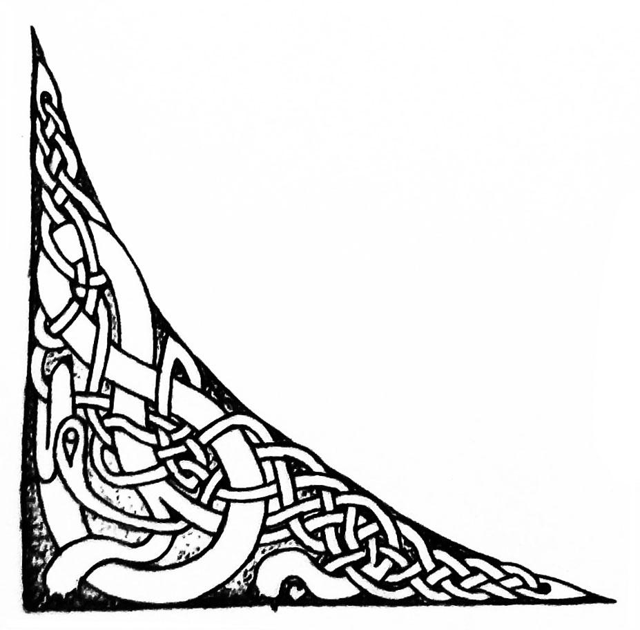 927x912 Celtic Knot Clipart Viking