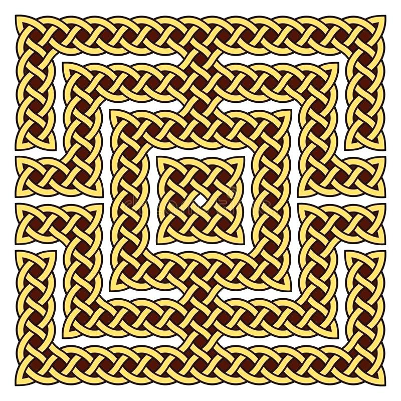800x800 Celtic Knots Border Knot Border Corner Knot Vector Border Famma.co
