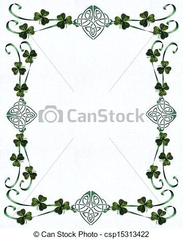 360x470 Celtic Knot Border Knots Vector Medieval Borders Set In Black And