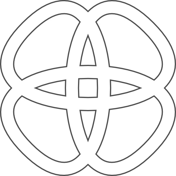 600x600 Celtic Knots Clip Art Free Vector In Open Office Drawing Svg