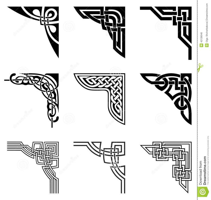 736x697 Collection Of Free Cornering Clipart Celtic Knot. Download On Ubisafe
