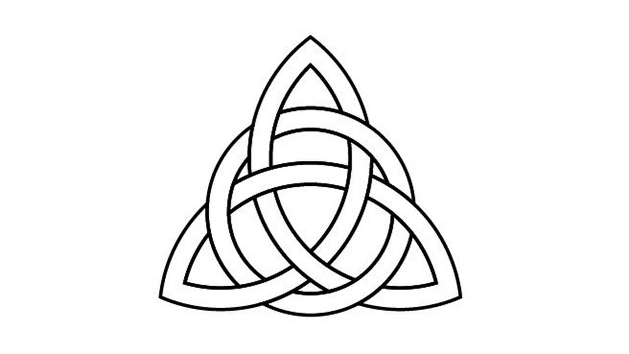 1280x720 How To Draw A Celtic Knot In Adobe Illustrator