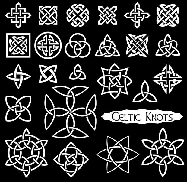 620x602 Celtic Knots Vector Celtic Knots And Their Meaning