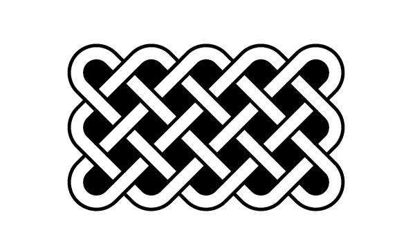 600x359 Three Ways To Create Celtic Knots In Illustrator