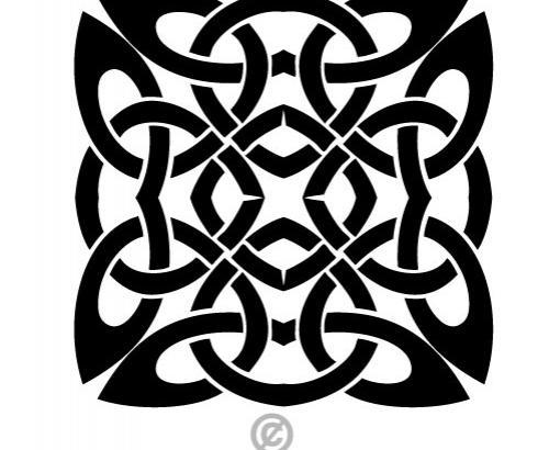 500x410 Celtic Knot Vector Free Download Ai Files