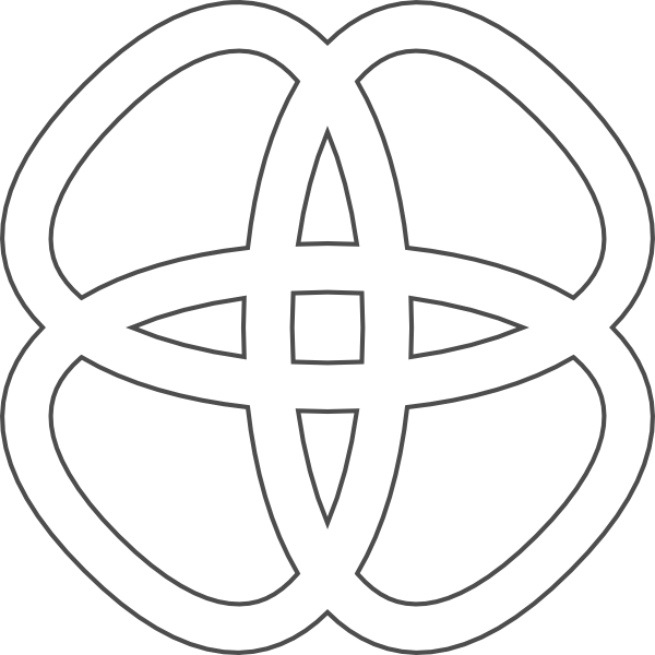 600x600 Celtic Knots Clip Art Free Vector 4vector