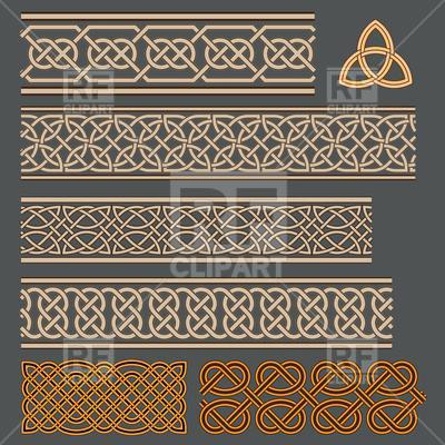 400x400 Celtic Knot Border Clip Art Celtic Knot Border Clip Art Free