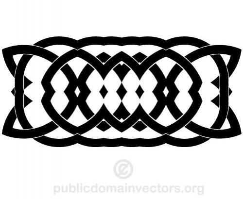 500x410 Simple Celtic Knot Vector Free Download Ai Files