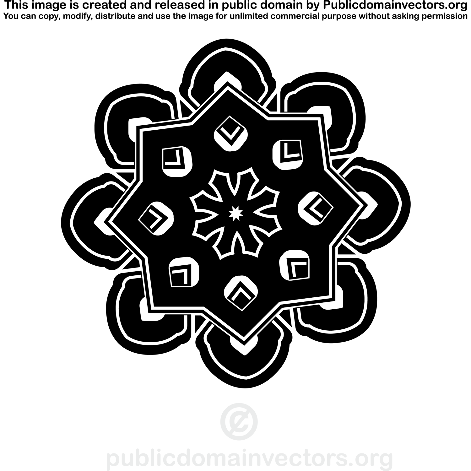 1500x1500 Vector For Free Use Celtic Knot Vector Clip Art