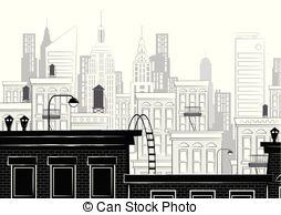 254x194 Sketch Of A Central Park New York Landscape Bridge. Sketch Of A