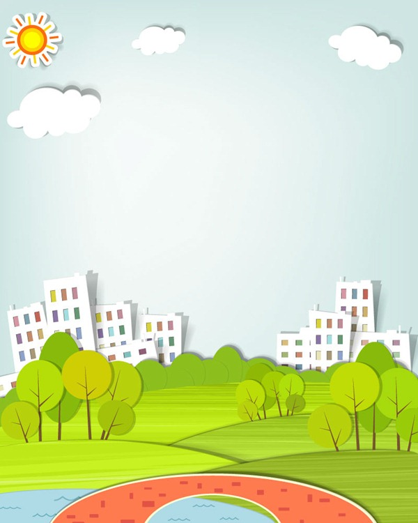 600x750 Vector Central Park River Graphics Collection My Free