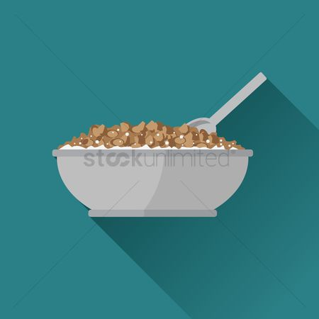 450x450 Free Cereal Bowl Stock Vectors Stockunlimited