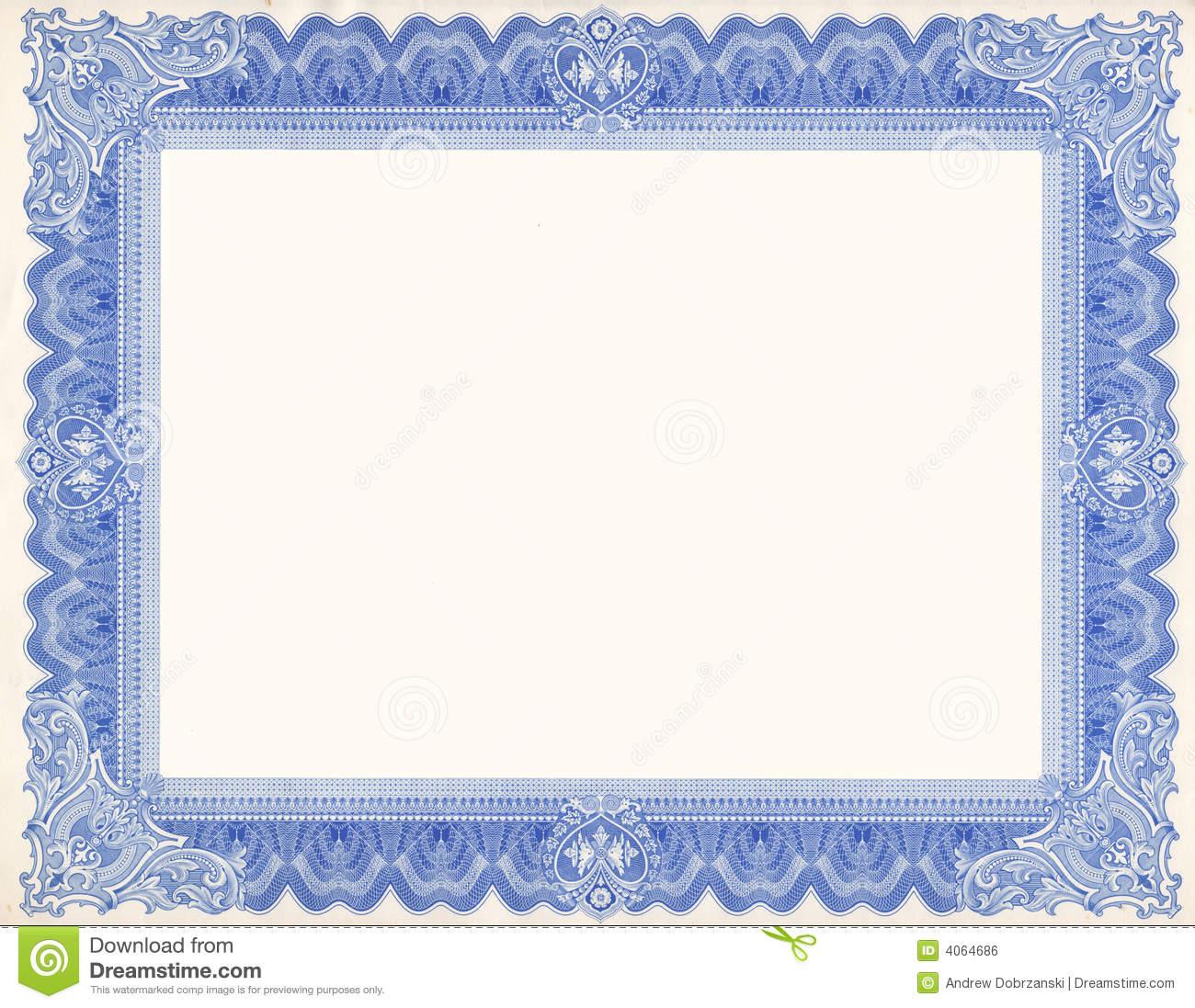 Certificate Border Vector Free Download At Getdrawings Com Free