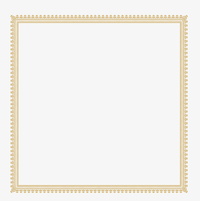 650x651 Yellow Shading Certificate Frame, Vector Diagram, Certificate Of
