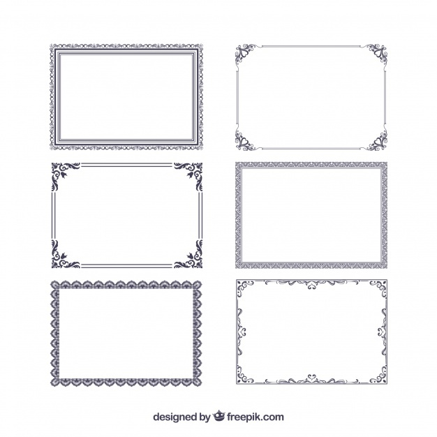 626x626 Certificate Frame Vectors, Photos And Psd Files Free Download