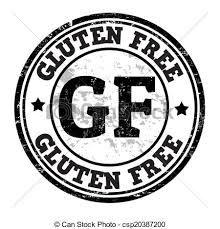 Certified Gluten Free Logo Vector
