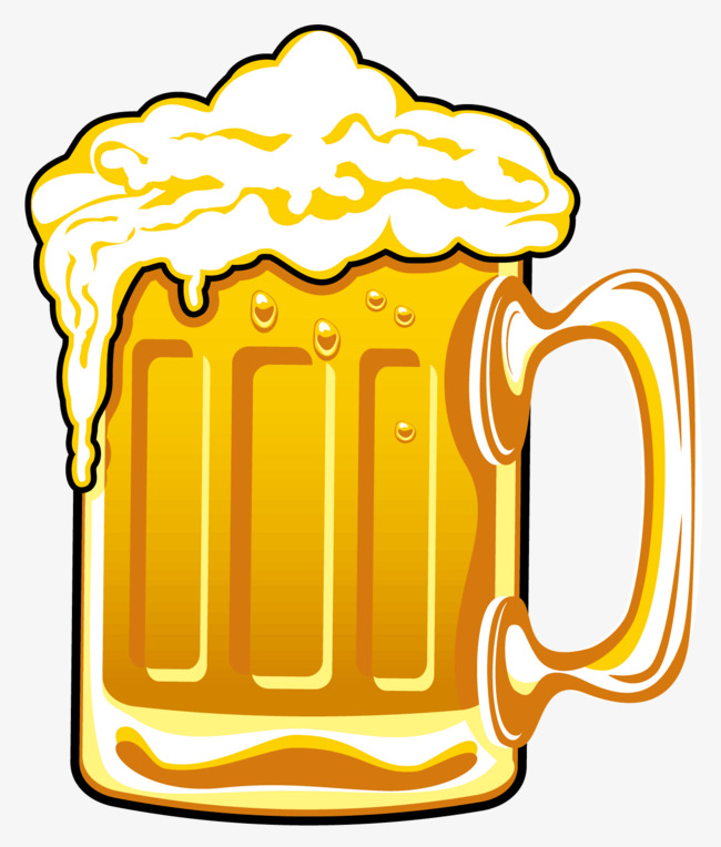 650x764 A Cup Of Beer, Draft Beer, Oktoberfest, Summer Carnival Png And