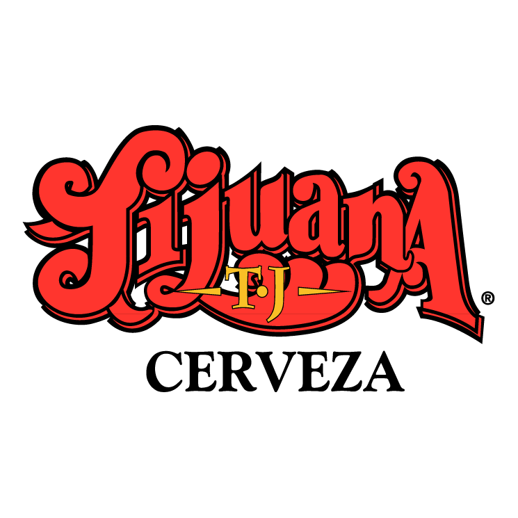 745x745 Tijuana Cerveza Free Vector 4vector