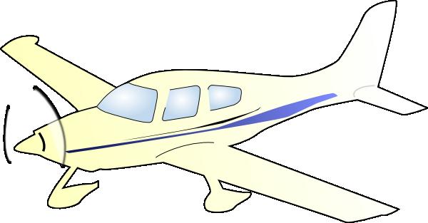 600x313 Cessna Plane Clip Art Free Vector 4vector