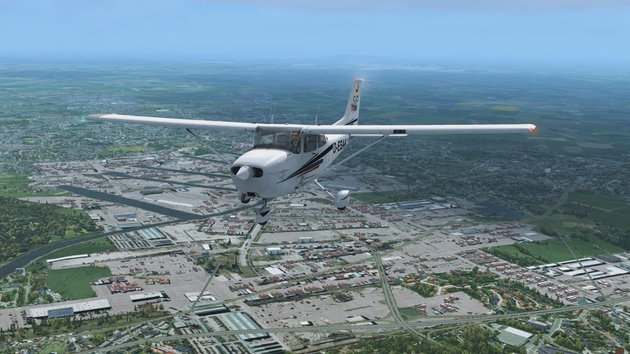 1280x720 Fsxdx10] Utx + Orbx Openlcvector.. Does It Work A2a Cessna