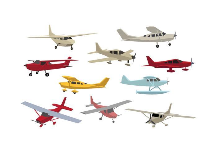 700x490 Free Cessna Vector