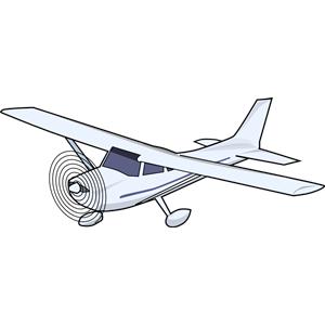 300x300 Single Engine Cessna Clipart, Cliparts Of Single Engine Cessna
