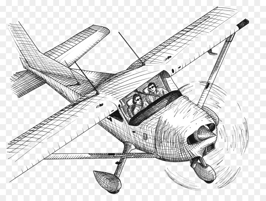 900x680 Airplane Drawing Image Vector Graphics Clip Art