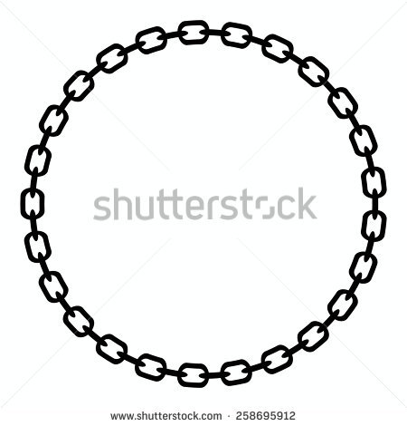 450x470 Collection Of Free Chaining Clipart Oval. Download On Ubisafe