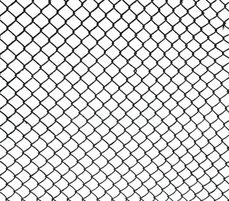 450x395 Chain Link Fence Vector. Creative Of Chain Link Fence Vector Image