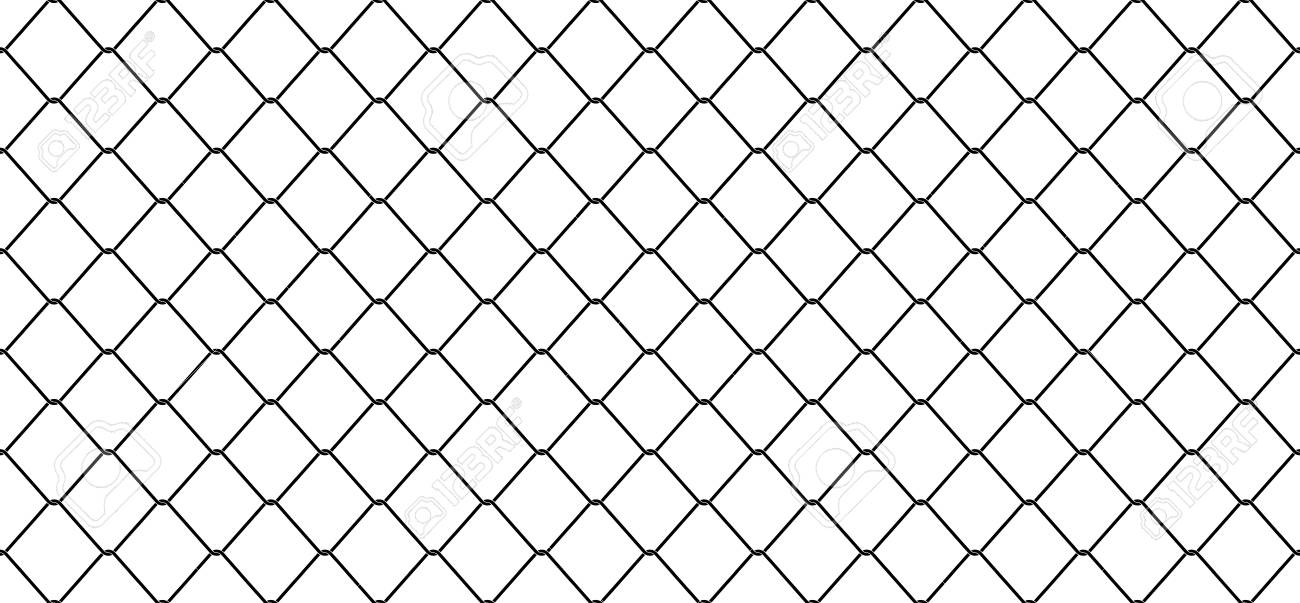 1300x603 Vector Chain Link Fence Texture Seamless Chain Link Fence