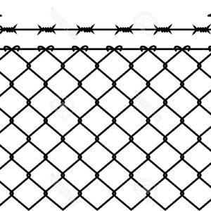 300x300 Prison Barbed Wire Chain Link Fence Gm Lazttweet