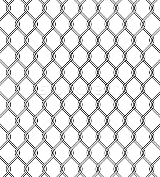 544x600 Chain Link Fence Texture Vector Illustration Alekup Alekup