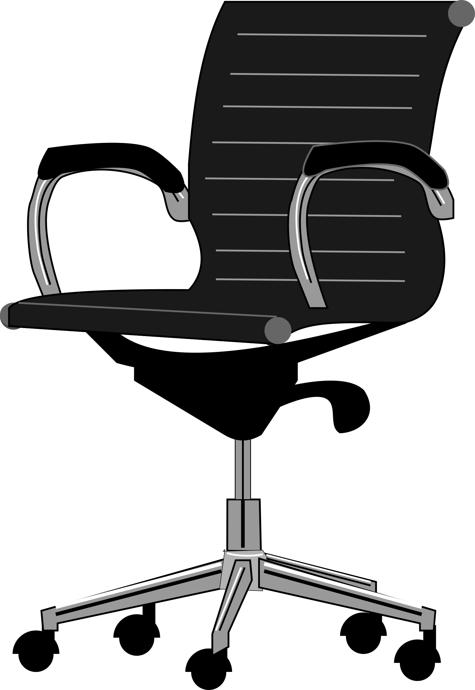 1654x2400 Collection Of Free Chair Vector Desk. Download On Ubisafe