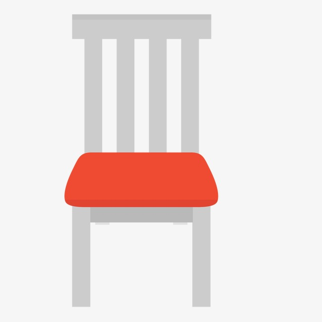 650x650 Chair Vector, Red, Vector Png And Vector For Free Download