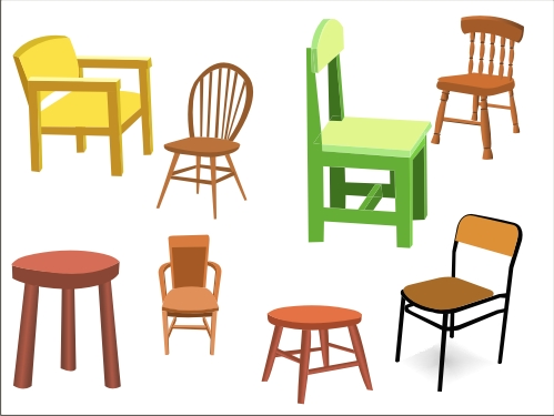 499x375 Chair Vector 2 An Images Hub