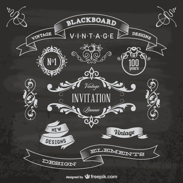 626x626 Chalkboard Frame Vectors, Photos And Psd Files Free Download
