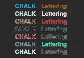 286x200 Chalk Free Vector Art