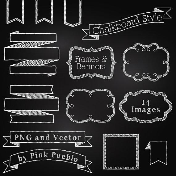 570x570 Chalkboard Art Clip Freeuse Stock