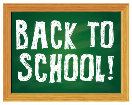 456x361 Free Back To School Chalkboard Vector Free Clipart And Vector