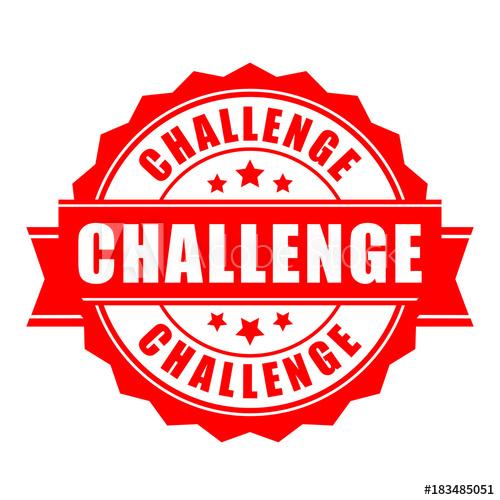 500x500 Challenge Vector Label