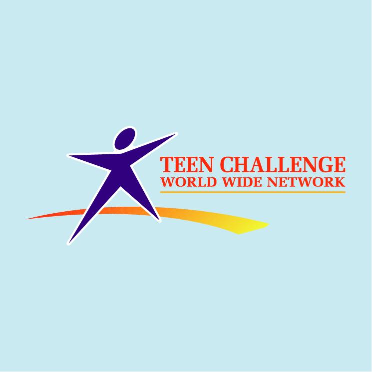 745x745 Teen Challenge World Wide Network Free Vector 4vector