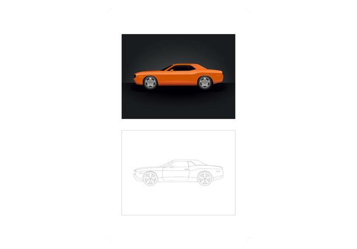 700x490 Dodge Challenger
