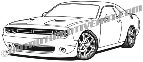 challenger vector at getdrawings com
