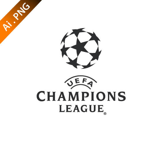 540x540 Uefa Champions League Logo Vector Design Template Logo Design