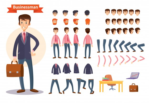 626x432 Character Vectors, Photos And Psd Files Free Download