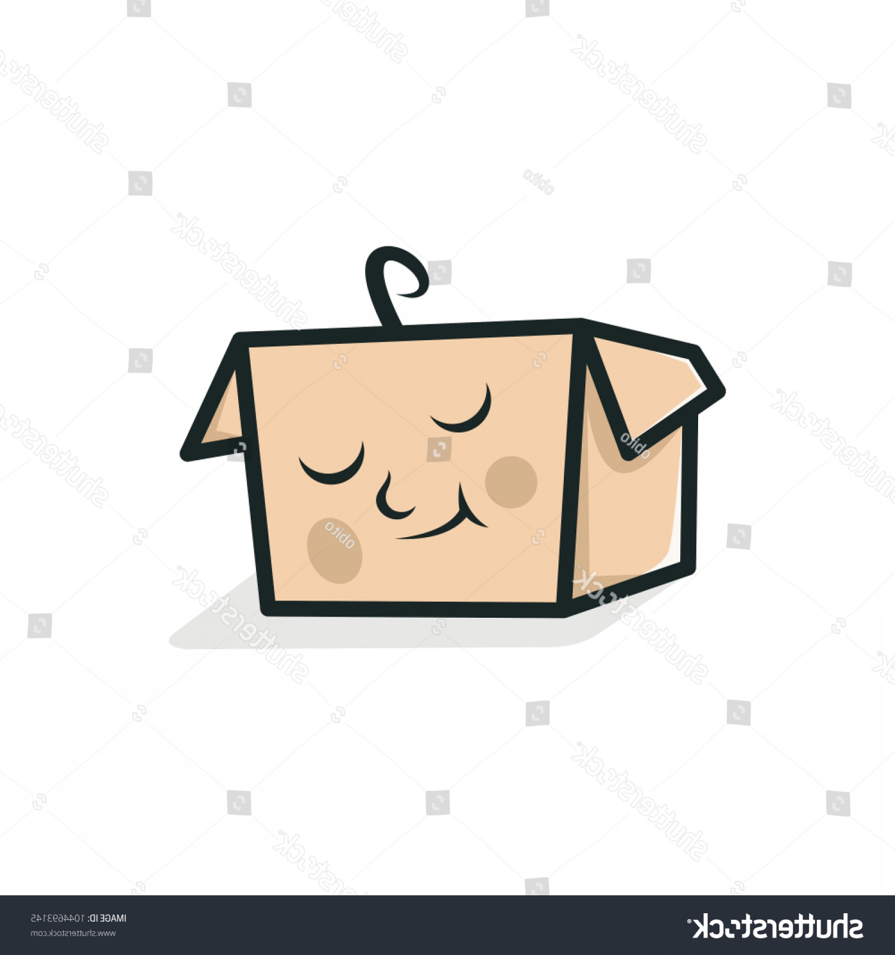 1800x1920 Baby Box Logo Character Illustration Vector Geekchicpro