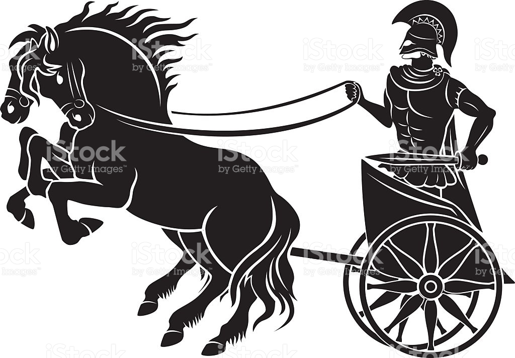 1024x712 Collection Of Free Chariotee Clipart Gladiator. Download On Ubisafe