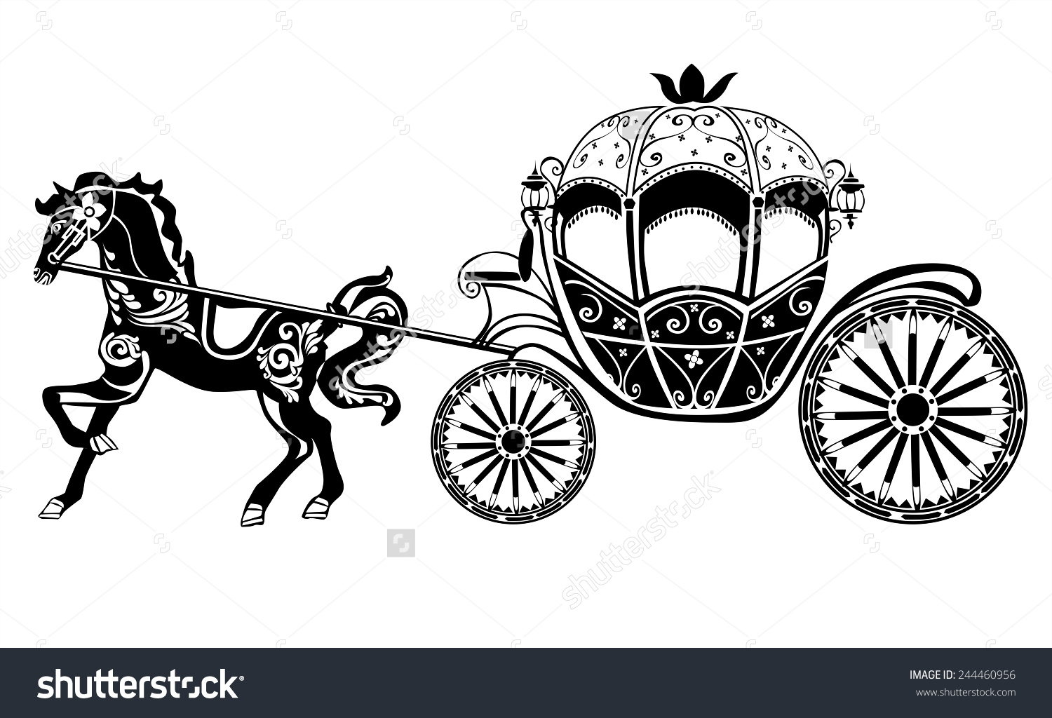 1500x1024 Carriage Clipart Chariot Free Collection Download And Share