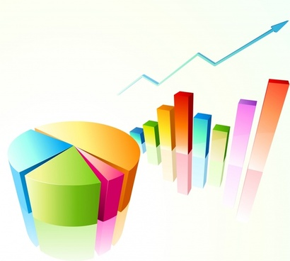 410x368 Business Chart Vector Free Vector Download (13,099 Free Vector